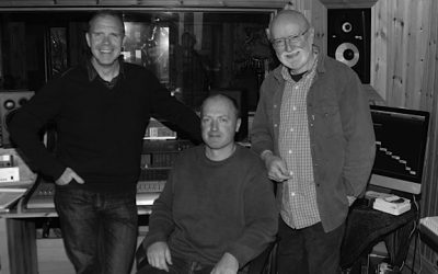Kevin, PJ & Martin